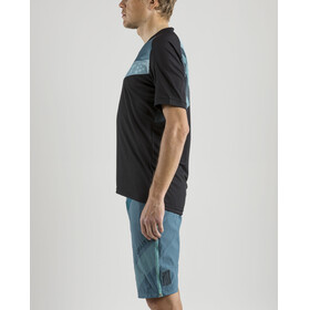 Craft Verve XT Jersey Men Black/Heal